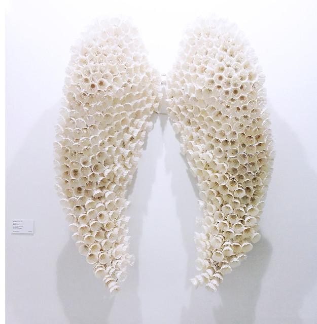 Wings, by Zhou Wendou