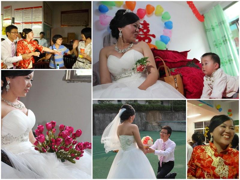 Lilian the bride
