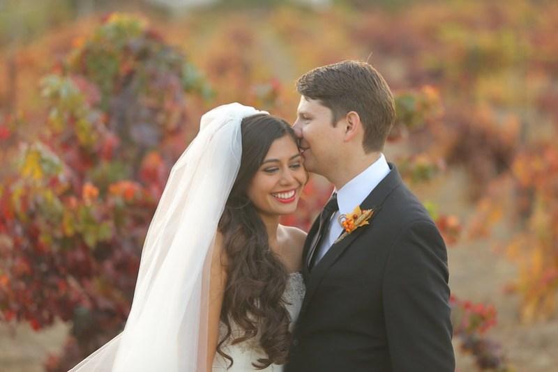 Fall Winery Wedding