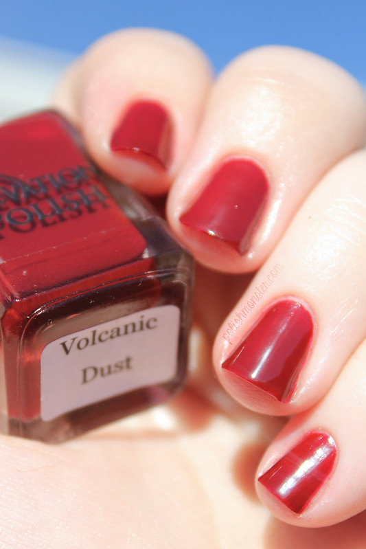 Elevation Polish Volcanic Dust