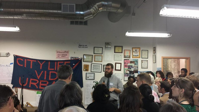 Social Justice in Clinical Practice book launch at City Life / Vida Urbana