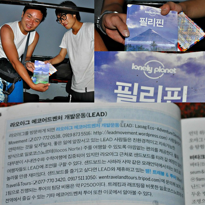 LEAD Movement is listed in the Lonely Planet guide:)