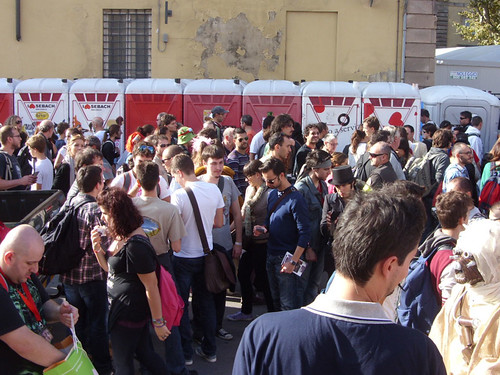 164 Lucca Comics dal di dentro by afnews.info