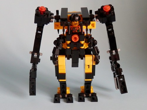 Construction Mecha