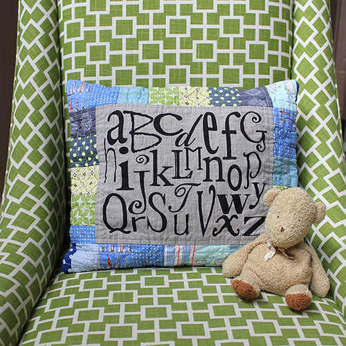 ABC Cushion