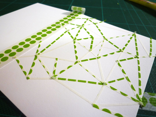 Trendy Triangles - Process #2