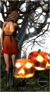 SYSY's-HalloweenBabyboodressgift