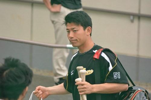 伊藤隼太選手