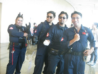 Ghostbusters, Philippines Division