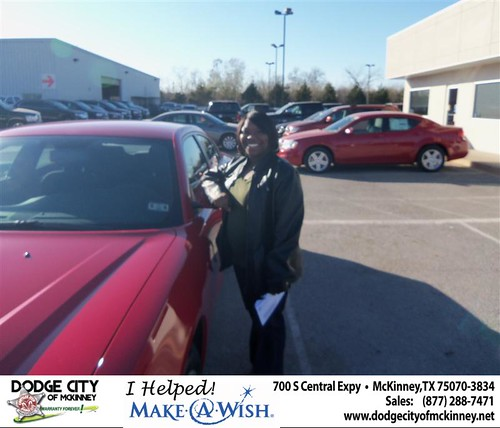 Happy Birthday to Tawanna Williams  from  and everyone at Dodge City of McKinney! by Dodge City McKinney Texas