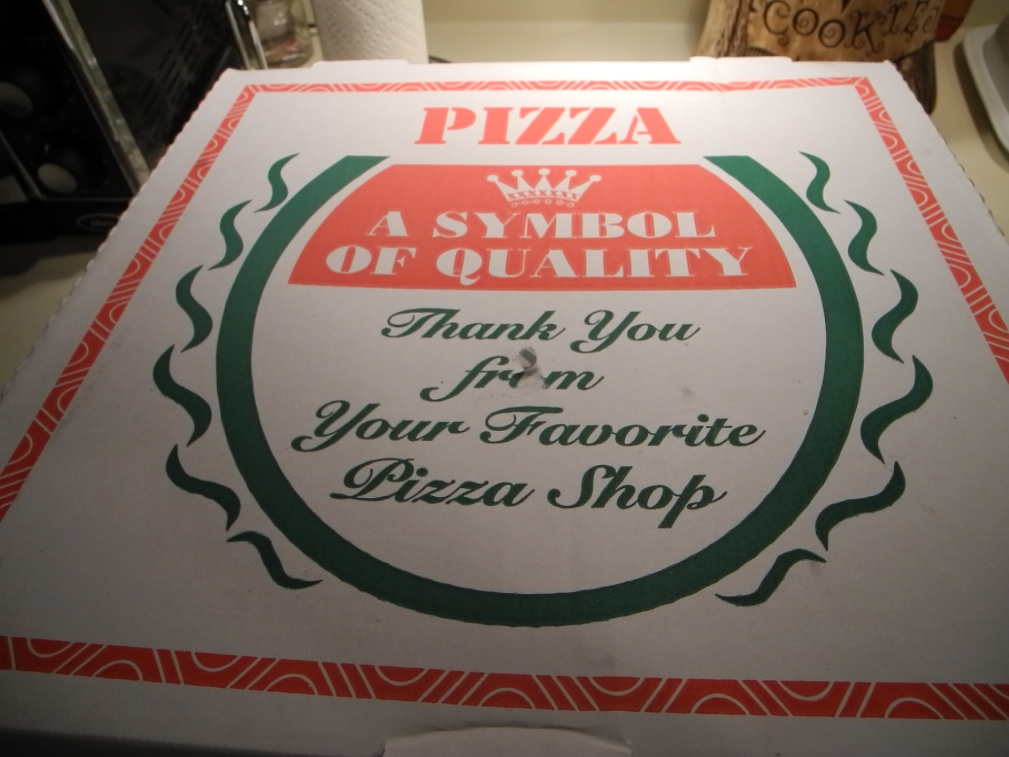 The Anthology Of Pizza Box Graphic Design Cities And Symbols The