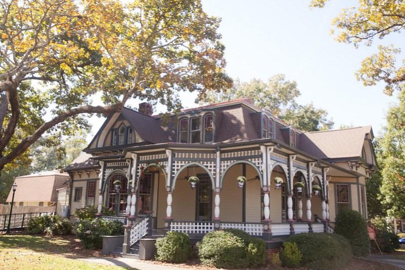 Gunn-Bellenger House in Gadsden AL
