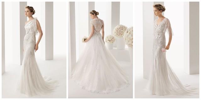 2014 Rosa Clara Wedding Gowns By Zuhair Murad