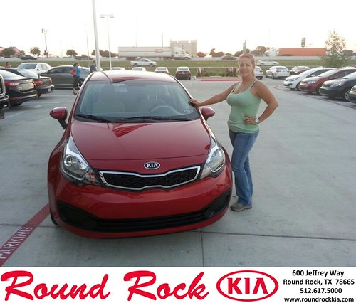 Happy Birthday to Corin Sparre from Michael Glass and everyone at Round Rock Kia! #BDay by RoundRockKia