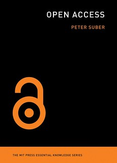 Peter Suber's Open Access book