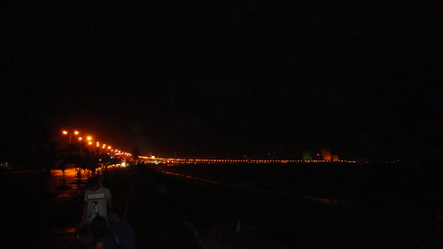 Queen's Necklace, Marine Drive, Mumbai