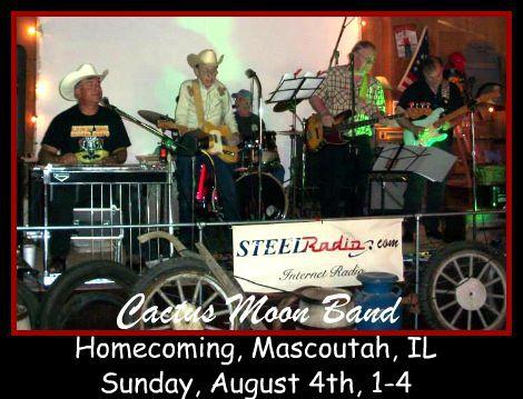 Cactus Moon Band 8-4-13