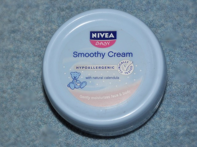 Nivea Baby Smoothly Cream