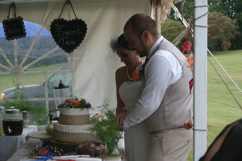 48 McSwain & Rodarte Wedding, Strawberry Plains, TN