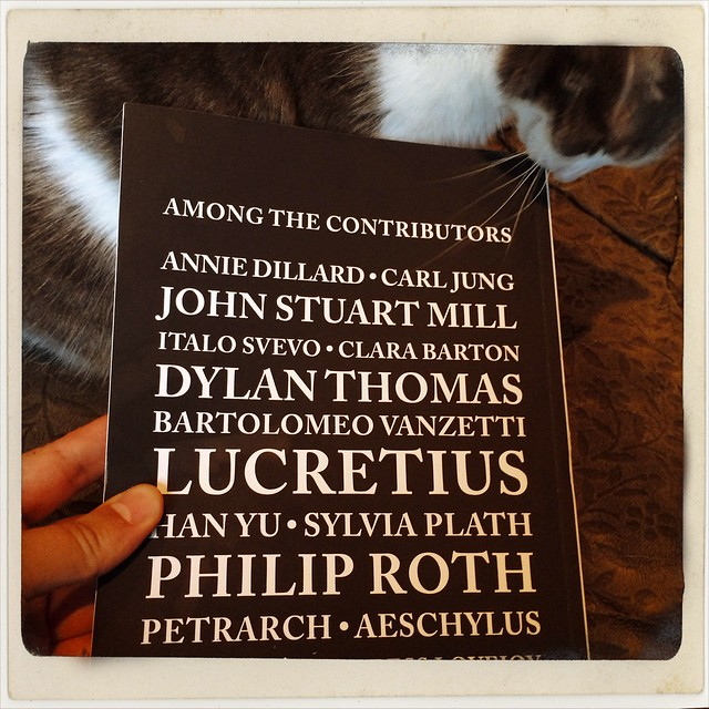 Among The Contributors