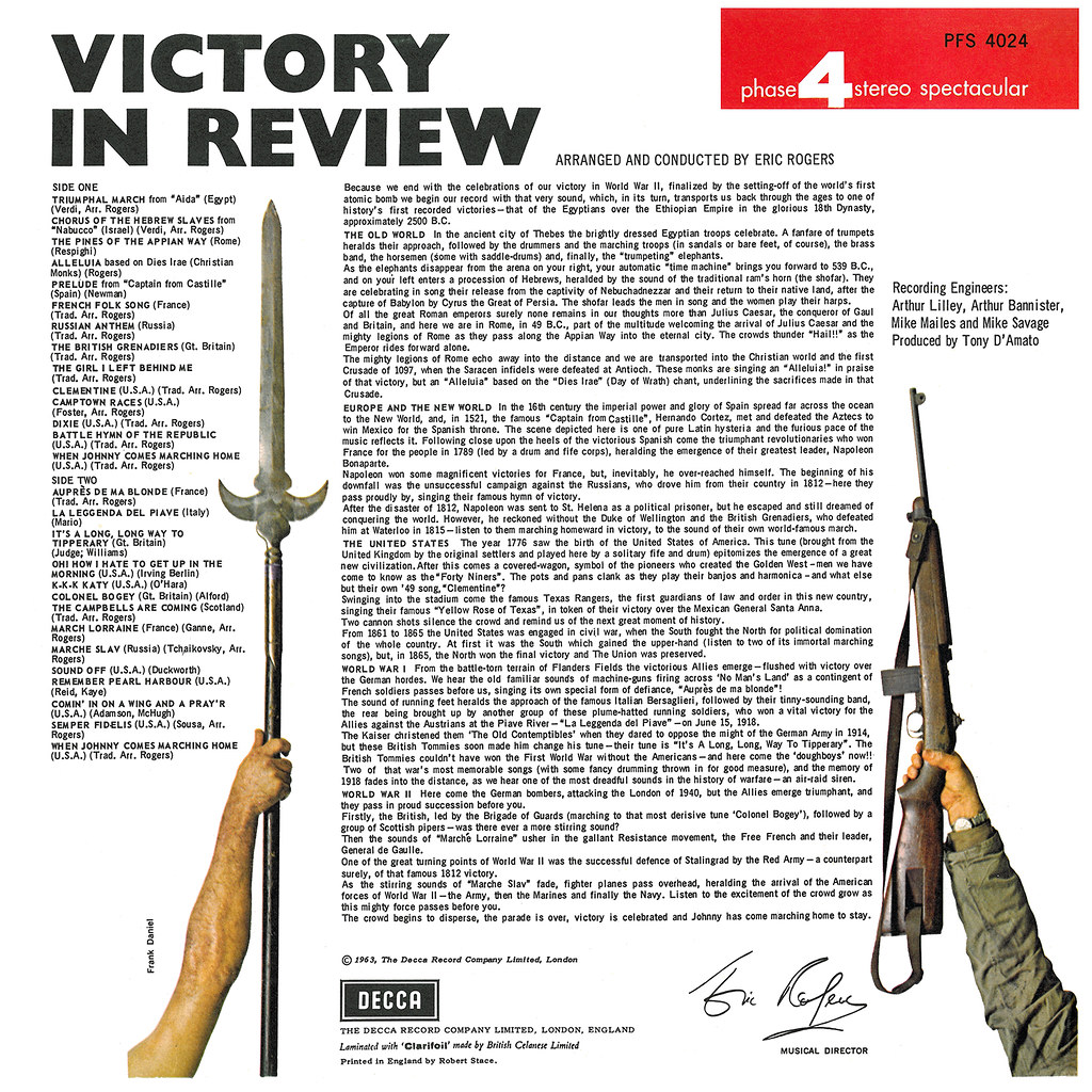 Eric Rogers - Victory in Review