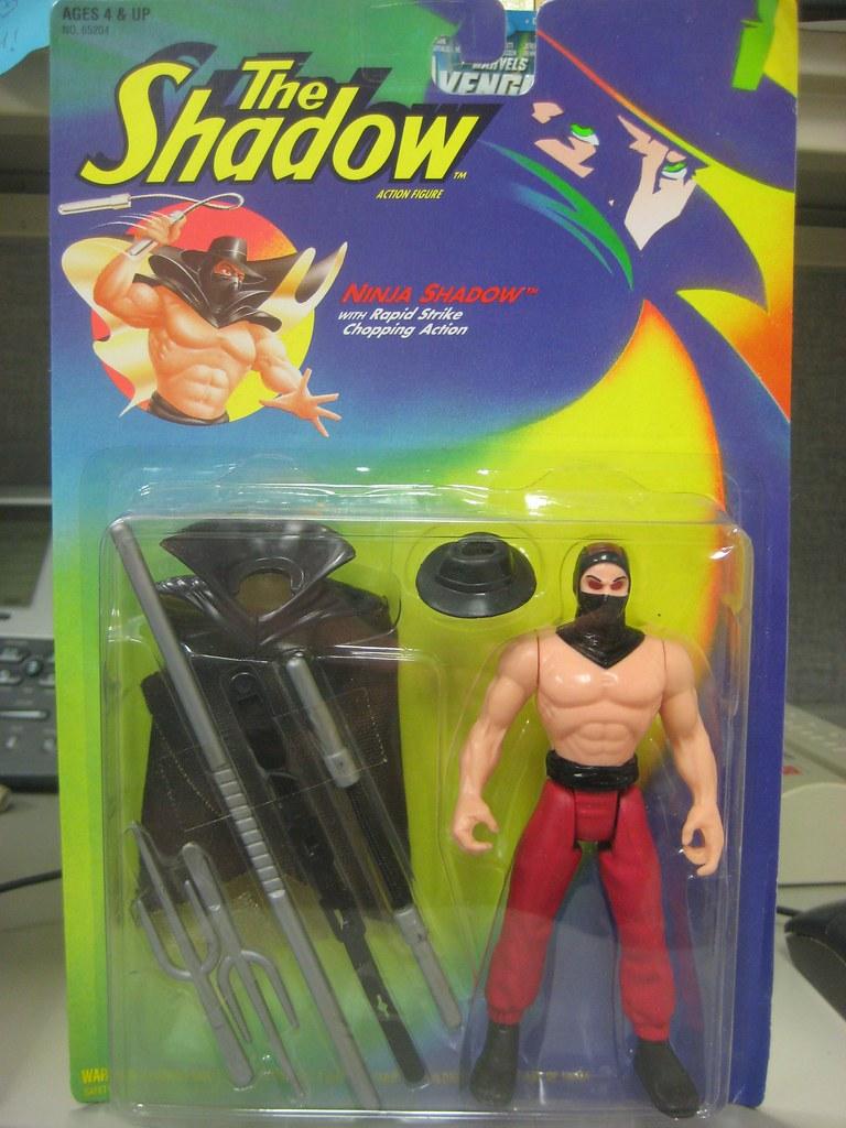 Ninja Shadow figure