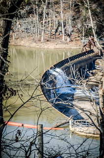 Dam on Pacolet River