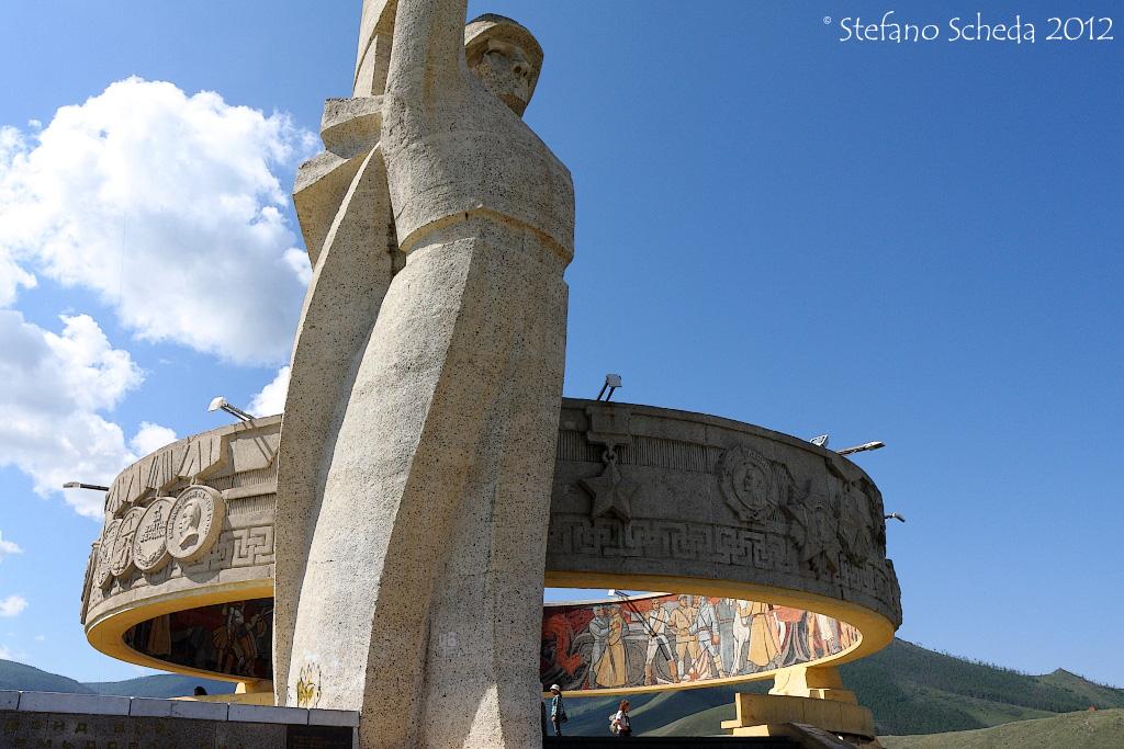 Zaisan Memorial - Ulaanbaatar, Mongolia