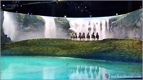Cavalia Odysseo in Vancouver