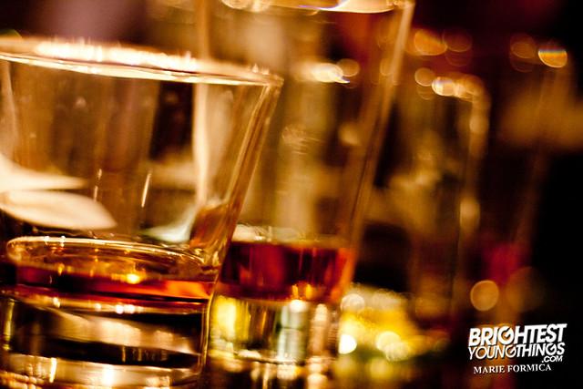 Turkey, bourbon & cigars @ Jackson 20