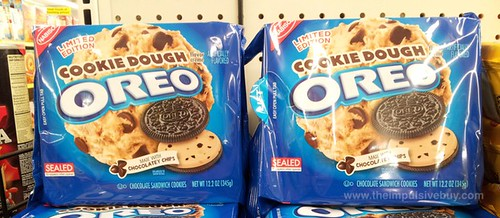 Nabisco Limited Edition Cookie Dough Oreo Cookies