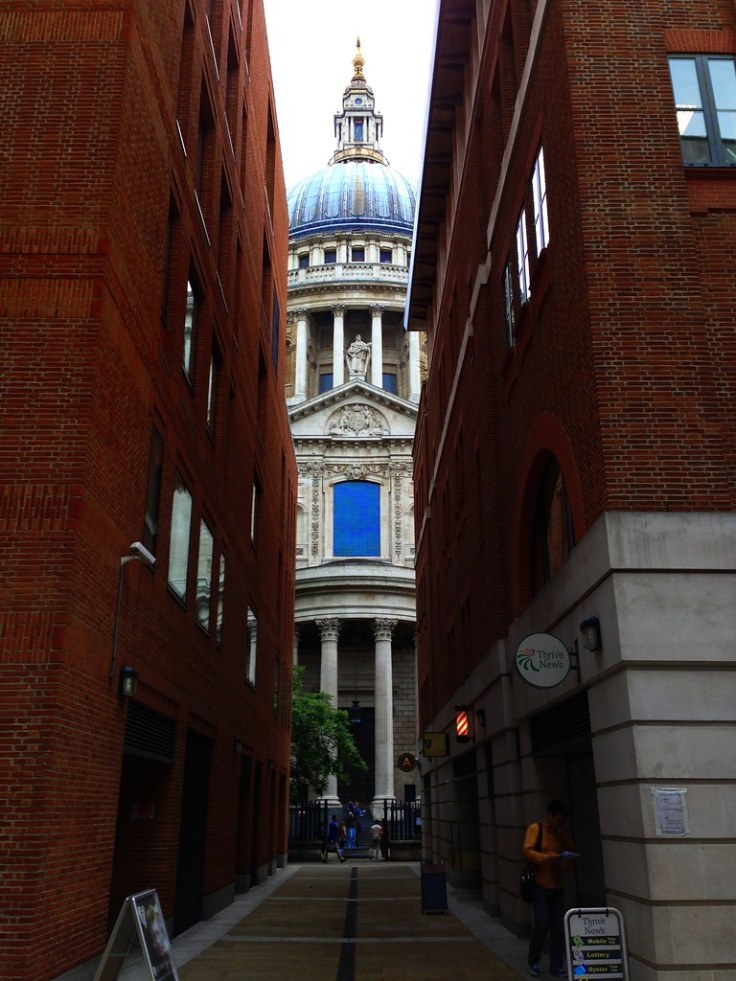 St Paul's Cathedral - LONDON