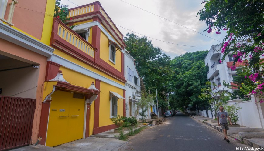 Impeccably maintained houses - Pondicherry