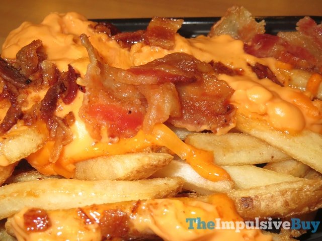 Wendy's Bacon Sriracha Fries 2