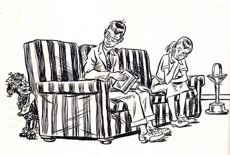 Today's Inspiration: The Art of Summer Reading: Robert