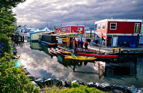 Victoria Fisherman's Wharf