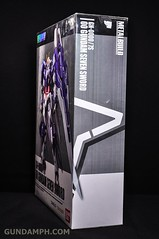 Metal Build 00 Gundam 7 Sword and MB 0 Raiser Review Unboxing (2)