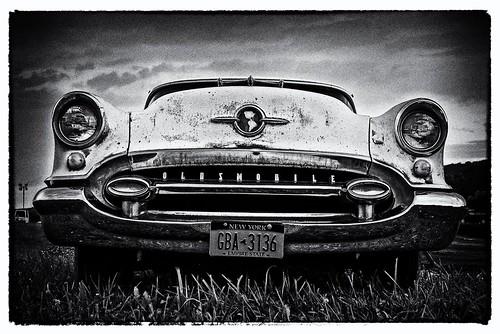 55' Oldsmobile