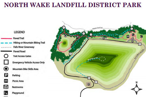 North Wake Landfill Park
