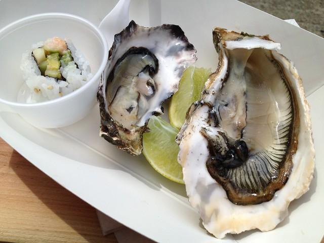 Marin miyagi oysters - Basa Seafood Express