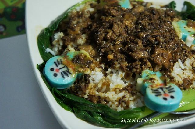 d dream cafe -Braised Pork Rice RM 7.50 (3)