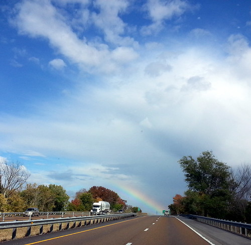 41/365 - Highway Rainbow