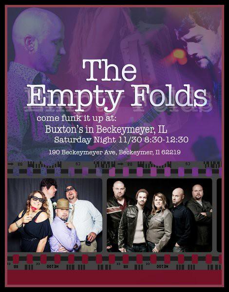 Empty Folds 11-30-13