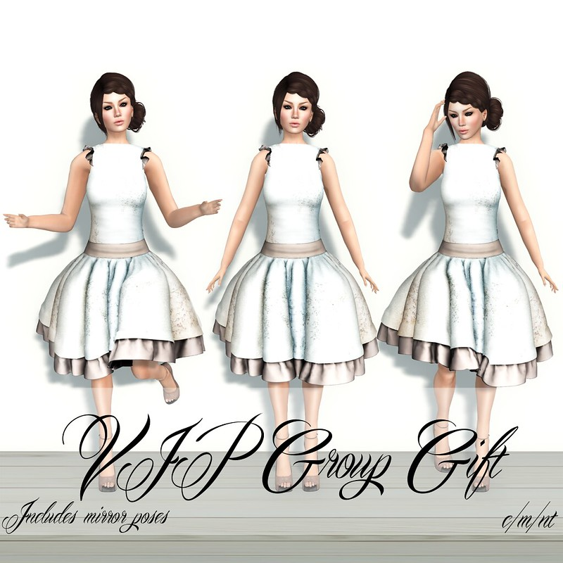 Flash Friendly Poses VIP Gift December 2013