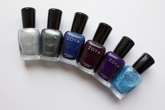 01 Zoya Zenith Collection