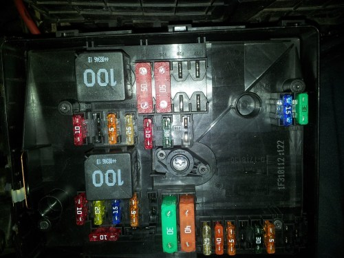small resolution of vwvortex com melting fuse box stikes again the 40k 2012 vw passat fuse box volkswagen fuse