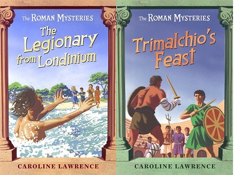 Caroline Lawrence, The Legionary from Londinium and Trimalchio's Feast