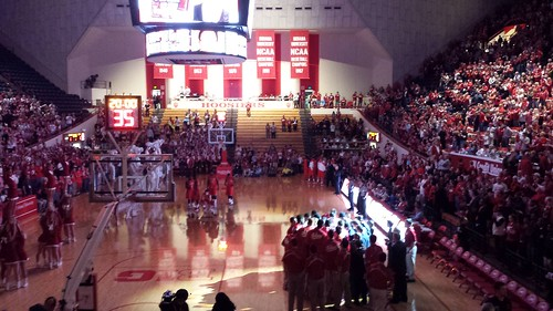 IU vs Stony Brook