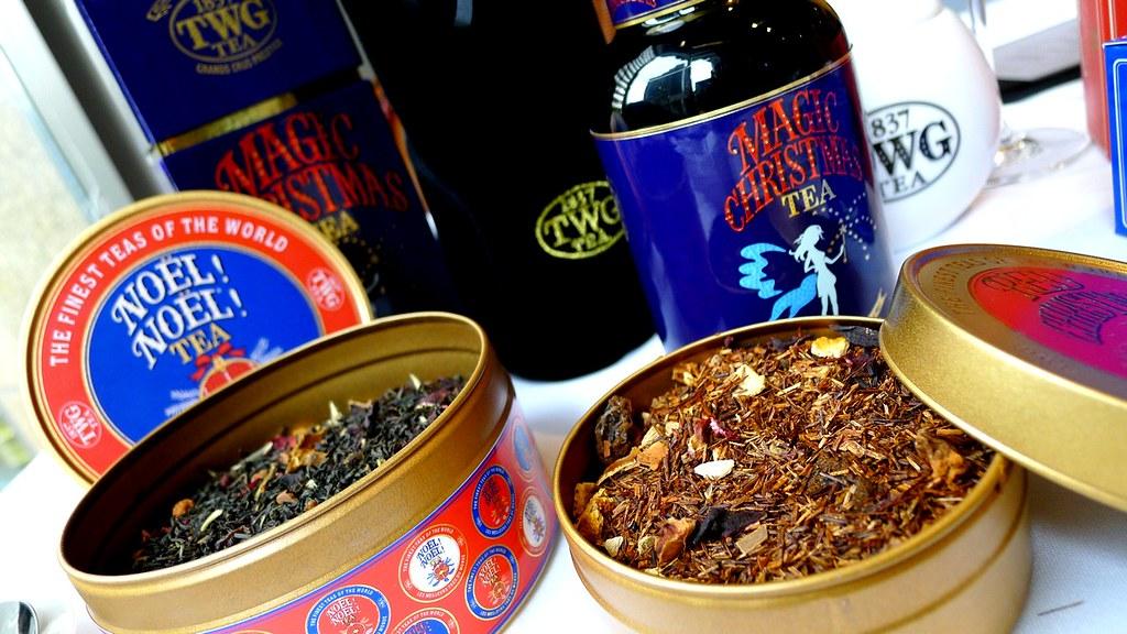 The Urban Tea Merchant Christmas + Brunch 2013