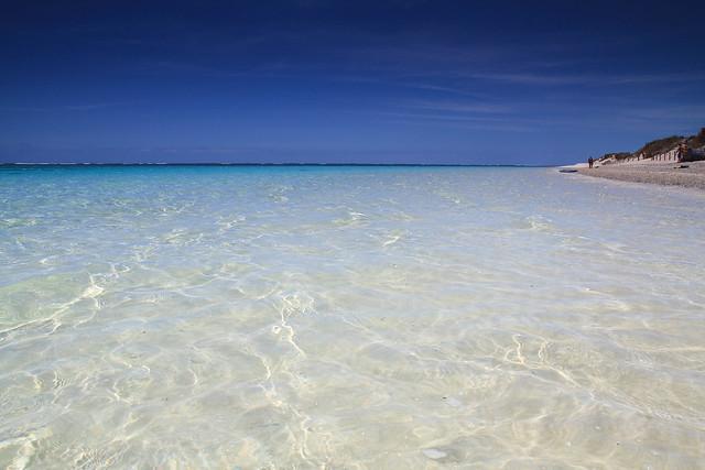 Turquoise bay, Ningaloo Reef, Exmouth Western Australia
